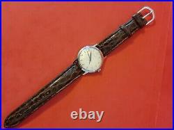 Très belle ancienne montre homme ZENITH TBE Longines Omega